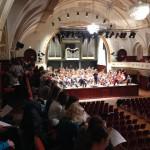Besuch der Philharmonie
